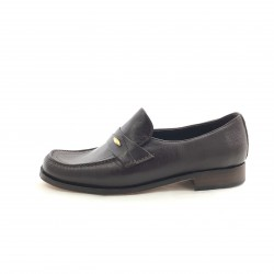 Mocasin Base de Suela Marron-more 84